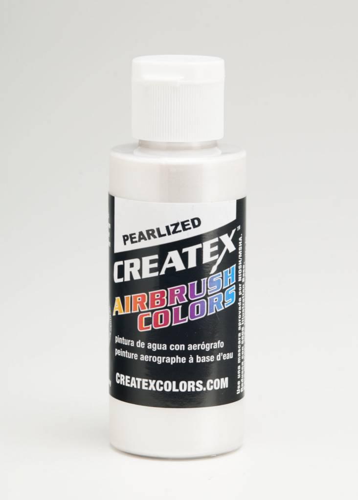 CREATEX CREATEX PEARL WHITE 2OZ