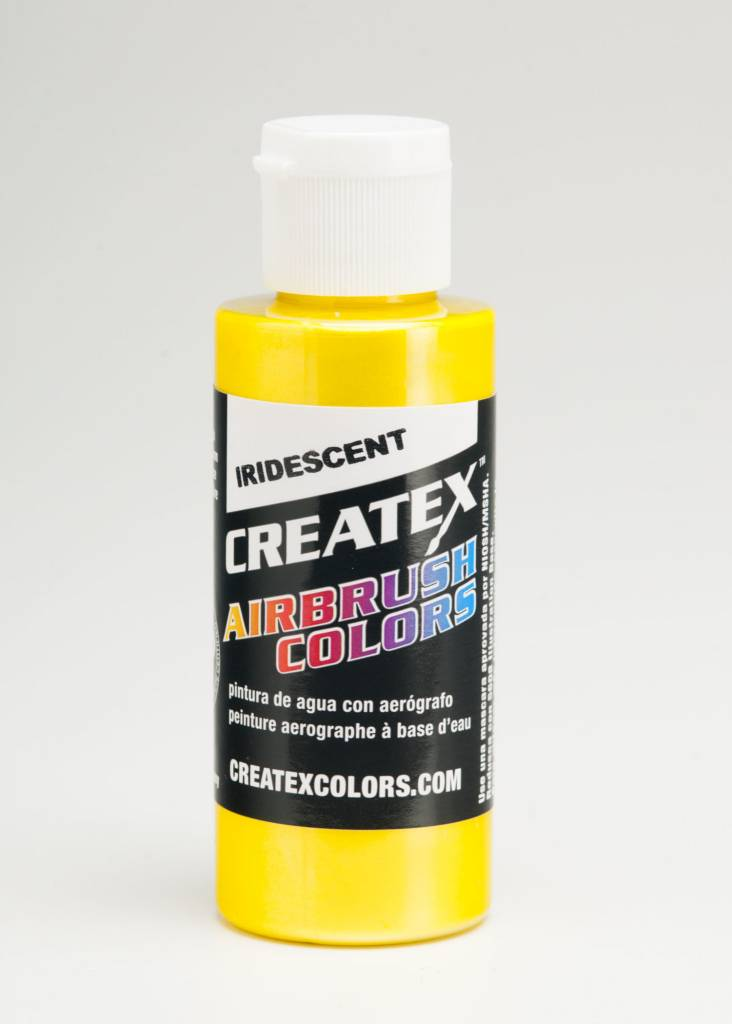 CREATEX CREATEX IRIDESCENT YELLOW 2OZ