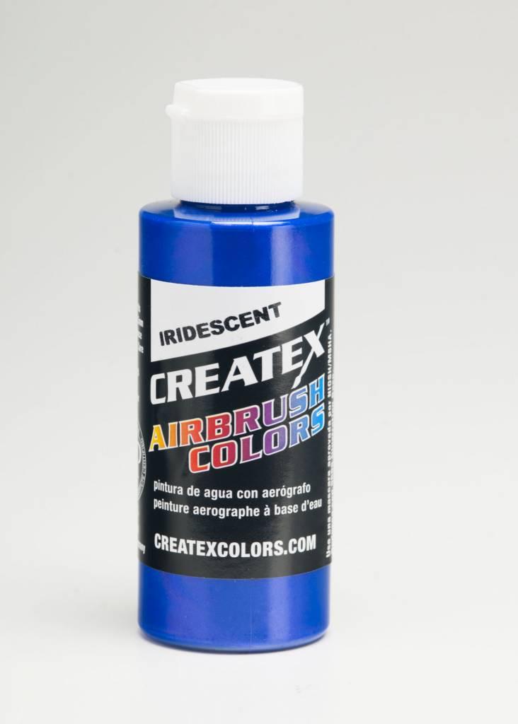 CREATEX CREATEX IRIDESCENT ELECTRIC BLUE 2OZ