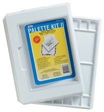 "PLASTIFORM JONES PALETTE KIT 9-3/4"" X 13-1/2""    PLS-1013-11"