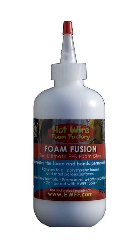 HOT WIRE FOAM FACTORY HOT WIRE FOAM FUSION 8OZ