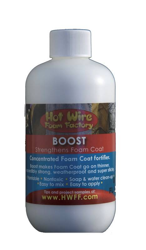 HOT WIRE FOAM FACTORY HOT WIRE BOOST 1 GALLON