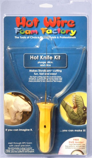 HOT WIRE HOT KNIFE CRAFT KIT HWFF-K11