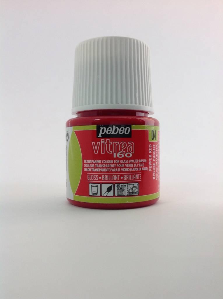 PEBEO VITREA GLOSS PEPPER RED 45ML