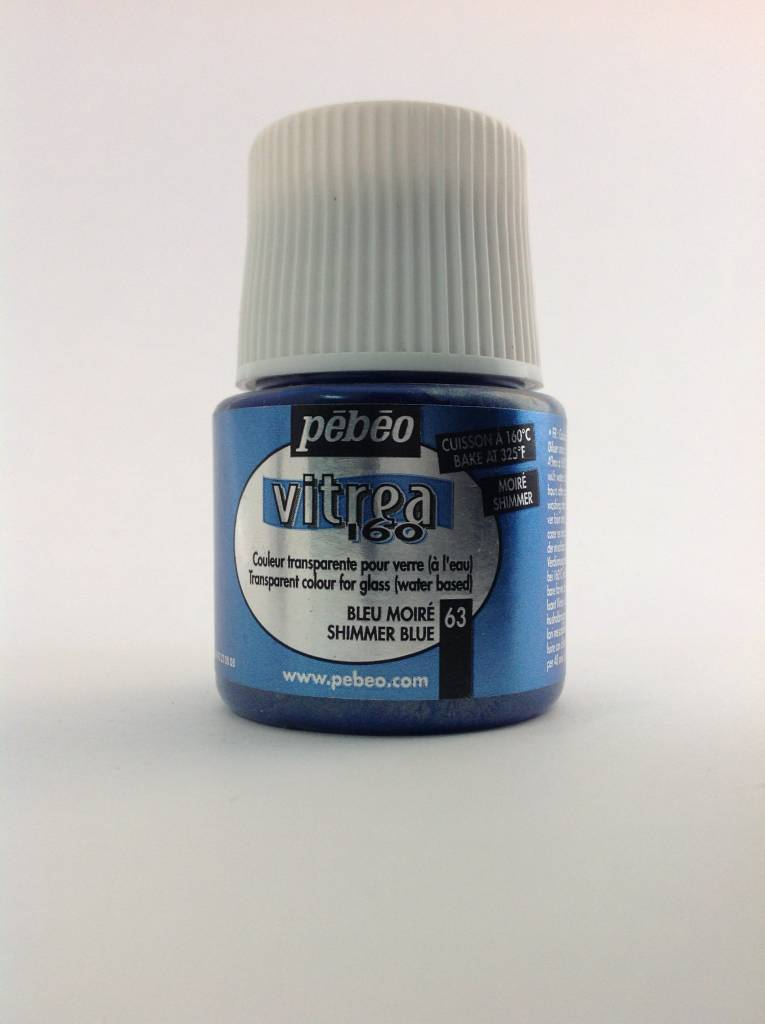 PEBEO VITREA SHIMMER BLUE 45ML