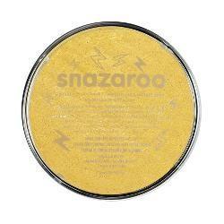 SNAZAROO SNAZAROO FACE PAINT 18ML METALLIC GOLD