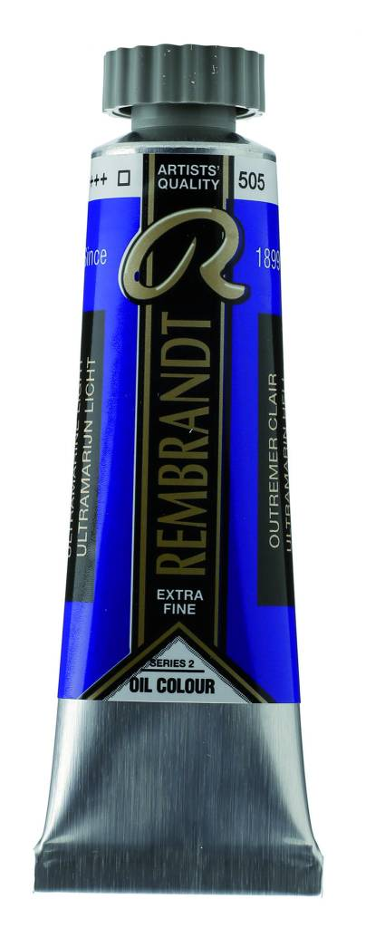 ROYAL TALENS REMBRANDT OIL ULTRAMARINE LIGHT 40mL