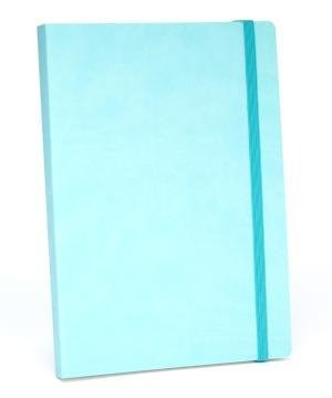 PENTALIC PENTALIC TRAVELER POCKET JOURNAL SKETCH 8X6 TURQUOISE