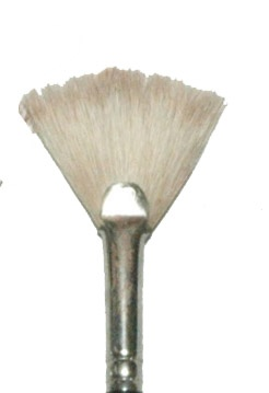 COLOURS BRUSH SERIES 405KF CLASSIC OIL / ACRYLIC FILBERT 12
