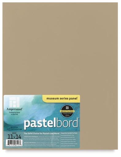 AMPERSAND PASTELBORD SAND 9X12