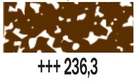 ROYAL TALENS REMBRANDT SOFT PASTEL 236.3 LIGHT ORANGE