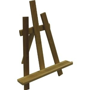 ART ADVANTAGE ART ADVANTAGE BAMBOO TABLE EASEL    E201B