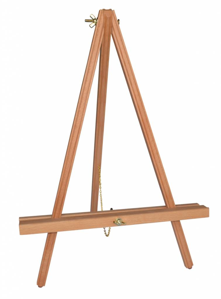 ART ADVANTAGE ART ADVANTAGE BEECHWOOD TABLE TOP DISPLAY EASEL    E299