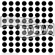 TEMPLATE TCW203S 6X6 CIRCLE GRID