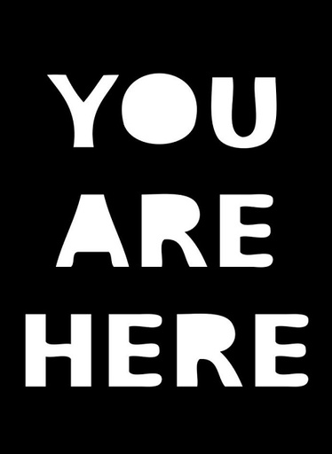 TCW2027 4X4 YOU ARE HERE