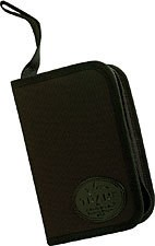 TRAN TRAN DELUXE PENCIL CASE 48 SLOT BLACK    2004T-48-BLK