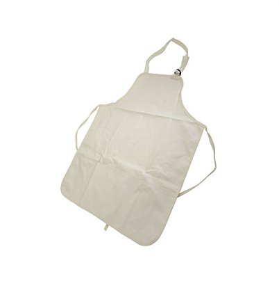 TRAN TRAN DUCK CANVAS APRON NATURAL 10OZ