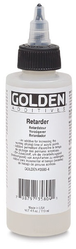 GOLDEN GOLDEN RETARDER 4OZ