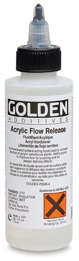GOLDEN GOLDEN ACRYLIC FLOW RELEASE 8OZ