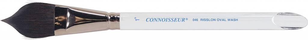 CONNOISSEUR CONNOISSEUR BRUSH SERIES 046 RISSLON CAT'S TONGUE 3/4IN