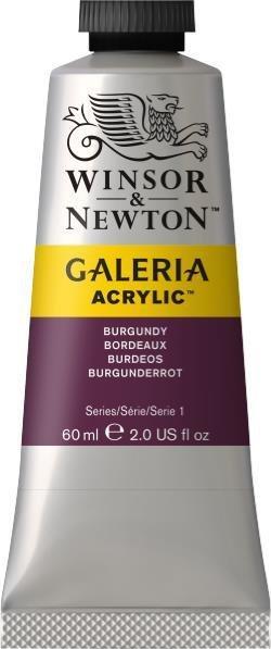 WINSOR NEWTON GALERIA ACRYLIC COLOUR
