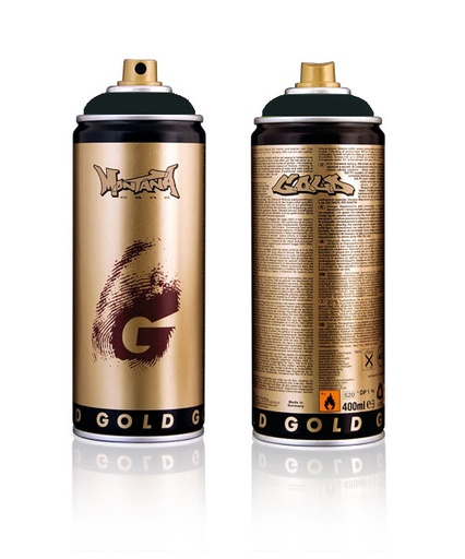 MONTANA MONTANA GOLD ACRYLIC SPRAY