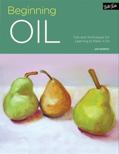 WALTER FOSTER WALTER FOSTER BOOK BEGINNING OIL