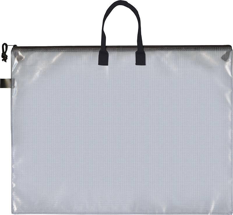 PRO ART PRO ART MESH ART BAG WITH ZIPPER AND HANDLE 19X25     7215H