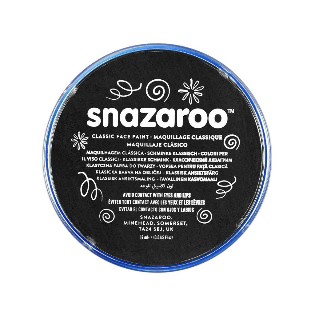 SNAZAROO SNAZAROO FACE PAINT 18ML