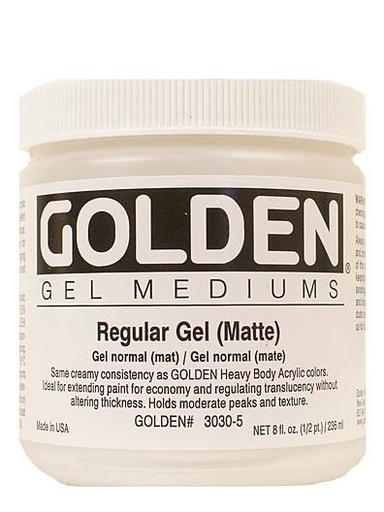 GOLDEN GOLDEN REGULAR GEL