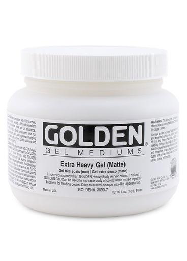 GOLDEN GOLDEN EXTRA HEAVY GEL