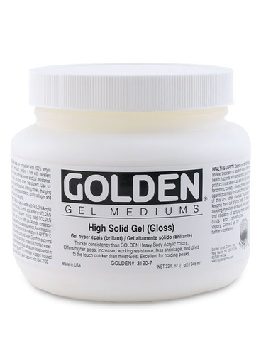 GOLDEN GOLDEN HIGH SOLID GEL
