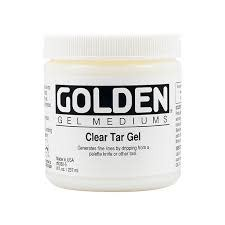 GOLDEN GOLDEN CLEAR TAR GEL
