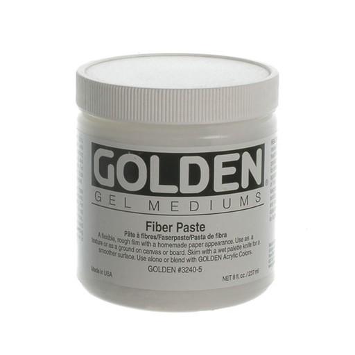 GOLDEN GOLDEN FIBER PASTE