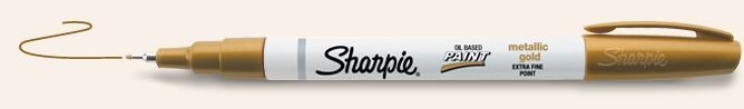 SANFORD SHARPIE OIL BASED PAINT MARKER