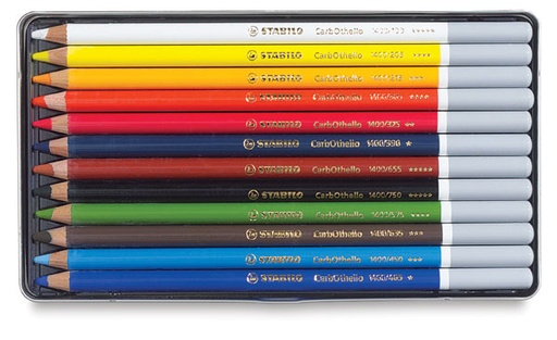 STABILO CARBOTHELLO PASTEL PENCIL SET