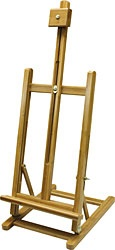 ART ADVANTAGE ART ADVANTAGE H FRAME BAMBOO TABLE EASEL    E202B