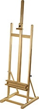 ART ADVANTAGE ART ADVANTAGE H FRAME BEECH STUDIO EASEL   E277