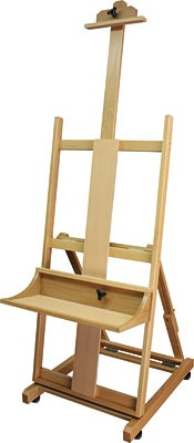 ART ADVANTAGE ART ADVANTAGE MASTERS BEECH STUDIO EASEL    E353