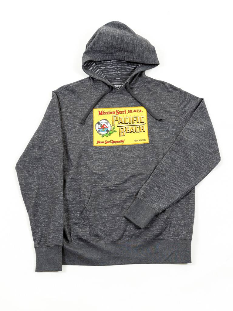 Mission Surf MS - PACIFICO - BAJA HOODIE