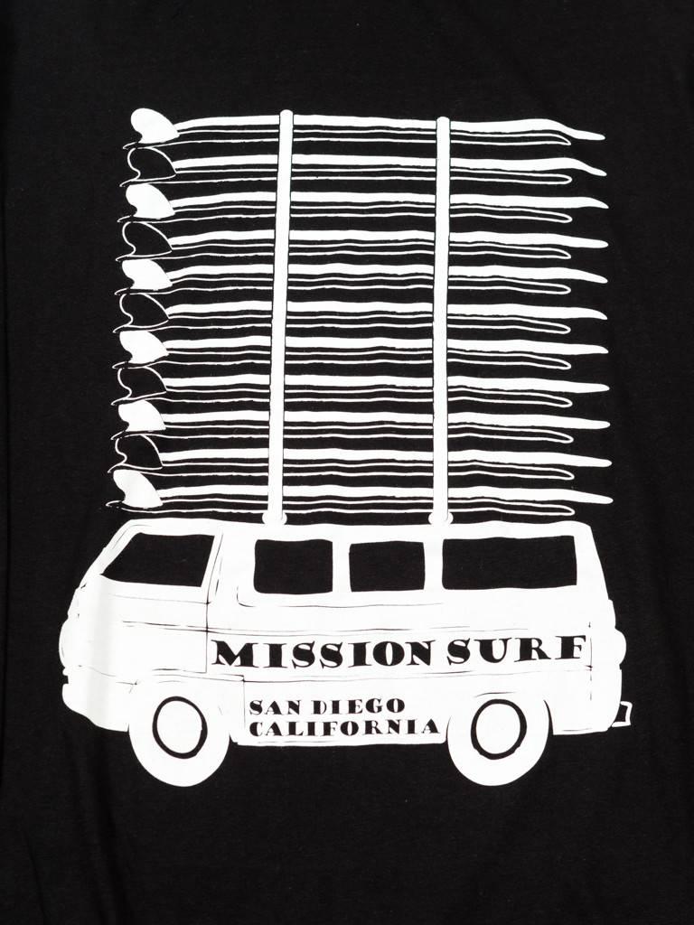 Mission Surf MS - VAN LTWT P/O HOOD