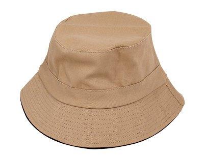 BUCKET HAT 100% COTTON