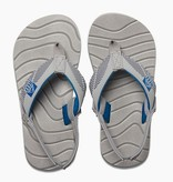 Reef REEF GROM  - GREY / BLUE ROUNDHOUSE