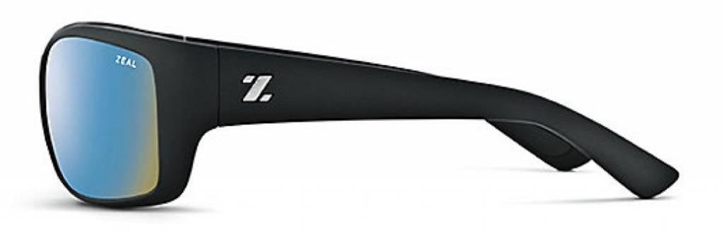 Zeal Optics ZEAL TRACKER Tactical Black/Dark Grey