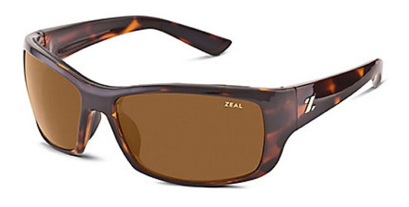Zeal Optics ZEAL TRACKER Barreled Bourbon/Copper