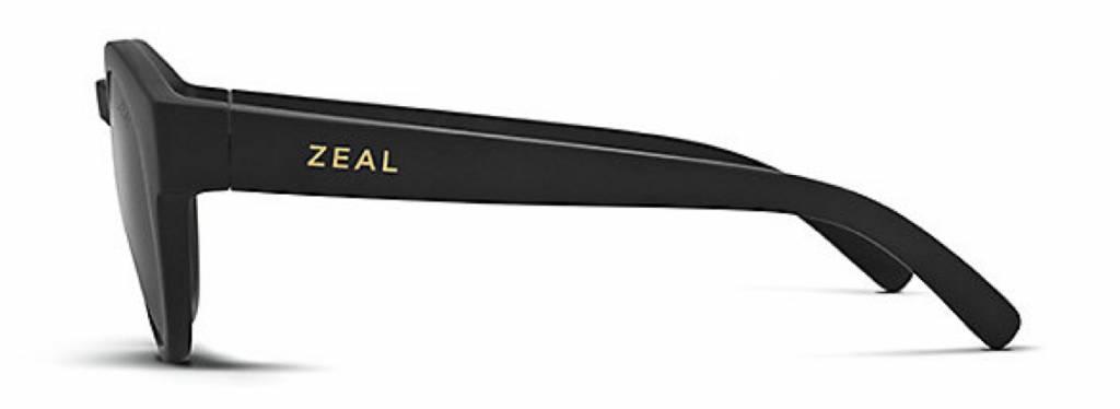 Zeal Optics ZEAL FLEETWOOD Matte Black/Dark Grey