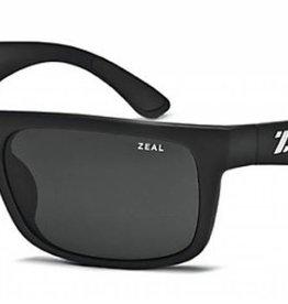 Zeal Optics ZEAL ESSENTIAL Matte Black/Dark Grey