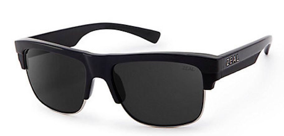 Zeal Optics ZEAL EMERSON Black Gloss/Dark Grey