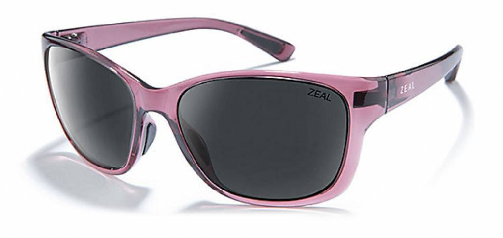 Zeal Optics ZEAL MAGNOLIA DARK GREY PLUM GLOSS
