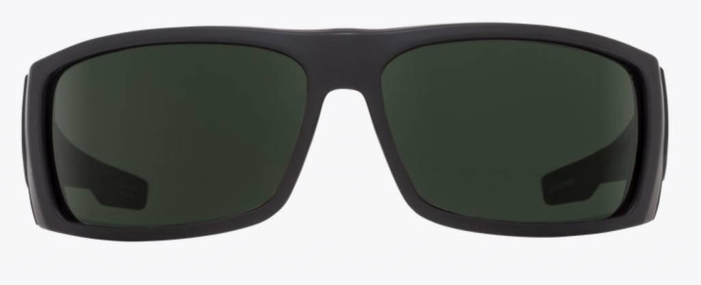 Spy Optic SPY KONVOY Matte Black/Happy Grey Green